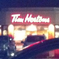 Photo taken at Tim Hortons by Wanda P. on 5/3/2012