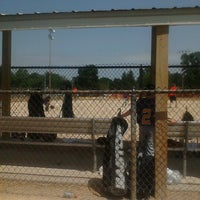 Photo taken at Beaver Dam Athletic Field by Christine J. on 7/7/2012