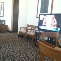 Photo taken at Delta Sky Club by Stephen F. on 8/3/2011