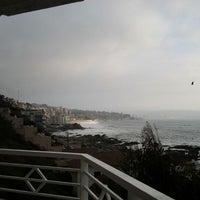 Photo taken at Hotel Neruda Mar Suites by Nacho B. on 12/17/2011