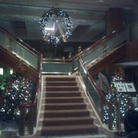Photo taken at The Kitano New York Hotel by t2yx on 12/17/2011