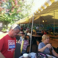 Photo taken at Diamond Jim's Gas Grill by Michael B. on 10/9/2011