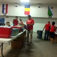 Photo taken at Heart to Heart Global Distribution Center by Katie W. on 7/27/2012
