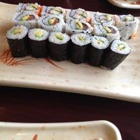 Photo taken at Yummy Sushi by Dalia on 7/9/2012
