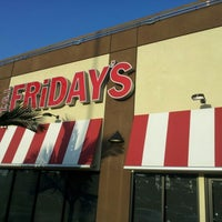 Photo taken at TGI Fridays by Joey M. on 8/22/2012