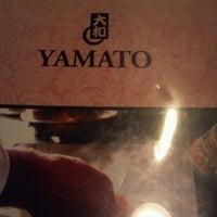 Photo taken at Yamato Japanese Restaurant by Malbu M. on 7/1/2012