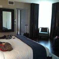 Photo taken at Kimpton Hotel Palomar San Diego by Amanda K. on 7/25/2011