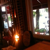Photo taken at Meritage Restaurant & Wine Bar by Visit Philly on 7/20/2012