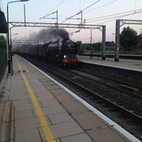 Photo taken at Leighton Buzzard Railway Station (LBZ) by Stuart H. on 7/26/2012