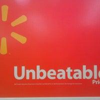 Photo taken at Walmart Supercenter by Nick M. on 11/5/2011