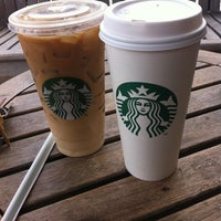 Photo taken at Starbucks by Caitlin M. on 4/7/2011