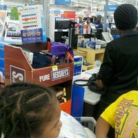 Photo taken at Walmart by carmen p. on 9/3/2011