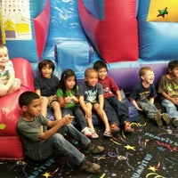 Photo taken at Pump It Up by Joseph A. on 7/14/2012