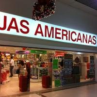 Photo taken at Lojas Americanas by Hian C. on 11/21/2011