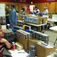 Photo taken at American Legion Hall by Brock C. on 11/20/2011
