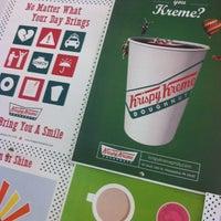 Photo taken at Krispy Kreme Doughnuts by Steve H. on 7/31/2012