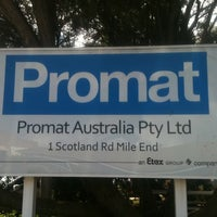 Photo taken at Promat Australia by Andrew F. on 9/8/2011