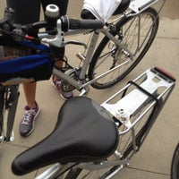 Photo taken at Bike and Roll Chicago by SHAWNA P. on 5/27/2012