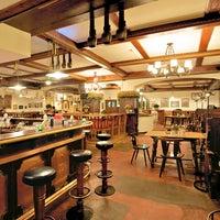 Photo taken at PitterKeller Salzburg Bierkeller & Restaurant by David S. on 1/17/2012
