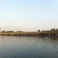 Photo taken at Bung Sam Ran Fishing Park by Naris K. on 3/17/2012