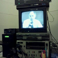 Photo taken at North Attleboro Community Television by Michelle L. on 11/2/2011