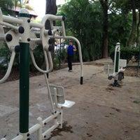 Photo taken at Parque Prados del Este by MT on 4/21/2012