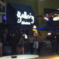 Photo taken at Gallery Bistro by Olivia L. on 12/18/2011