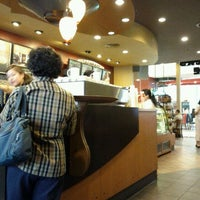 Photo taken at Starbucks by kal c. on 1/15/2012