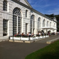 Photo taken at The Orangery by Eat and Drink London on 10/1/2011
