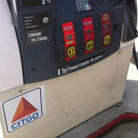 Photo taken at CITGO by Christina H. on 3/2/2012