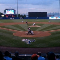 Photo taken at Richmond County Bank Ballpark by ann on 6/18/2011