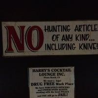 Photo taken at Harry's Night Club & Beach Bar by Teddy Z. on 5/28/2012
