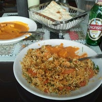 Photo taken at Punjab Kabab House by Kim R. on 8/18/2012