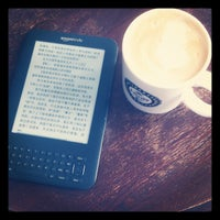 Photo taken at Library Coffee by Yuancheng Y. on 11/13/2011
