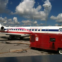 Photo taken at Gate D60 by Shannon C. on 9/7/2012