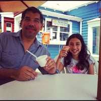 Photo taken at The Salty Dog Ice Cream Shop by Danny D. on 4/4/2012