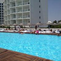 8/29/2012 tarihinde Evren A.ziyaretçi tarafından Hotel Su Beach'de çekilen fotoğraf