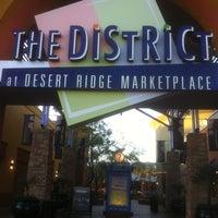 Photo taken at Desert Ridge Marketplace by Timothy L. on 5/3/2011