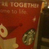 Photo taken at Starbucks by Tamela M. on 1/3/2012