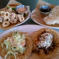 Photo taken at Holy Taco by Chad E. on 3/15/2011