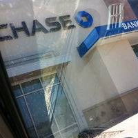 Photo taken at Chase Bank by Benjie C. on 7/7/2011
