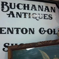 Photo taken at buchanan Antiques by Tom G. on 7/2/2012