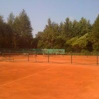 Foto scattata a Metsälän tenniskentät da Harri A. il 7/8/2011