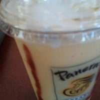 Photo taken at Panera Bread by Ma T. on 10/15/2011