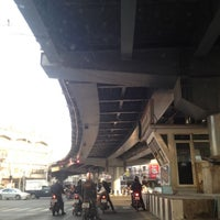 Photo taken at Khlong Tan Intersection by Pop V. on 4/30/2012
