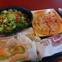Photo taken at Taco Bell by Black Foot D. on 8/11/2012