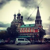 Photo taken at Верхняя Радищевская улица д14/21 корп.3 by Sash2030 on 9/7/2012