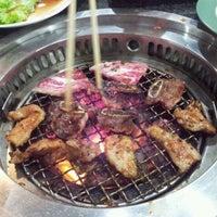 Photo taken at Iroha Yakiniku by Boki j. on 11/22/2011