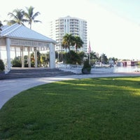 Photo taken at Esplanade Park by Candace H. on 10/13/2011