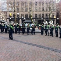 Photo taken at Occidental Square by Mike D. on 3/26/2011